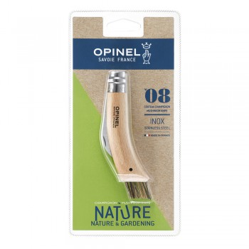 OPINEL NAVALLA BOLETS Nº 8 INOX