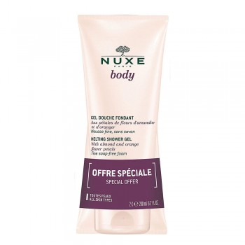 NUXE BODY GEL DOUCHE 2X200ML