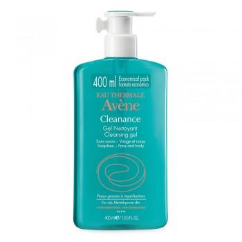 AVENE CLEANANCE GEL NETTOYANT 400ML