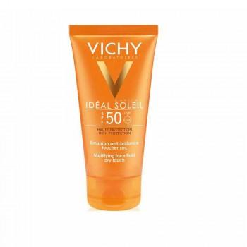 VICHY IDÉAL SOLEIL CREMA SOLAR EFECTE SEC SPF50 50 ML