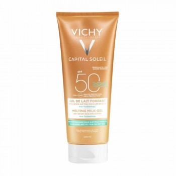VICHY CAPITAL SOLEIL  LLET SOLAR EN GEL ULTRAFUNDENT SPF50 200 ML
