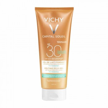VICHY CAPITAL SOLEIL  LLET SOLAR EN GEL ULTRAFUNDENT SPF30 200 ML
