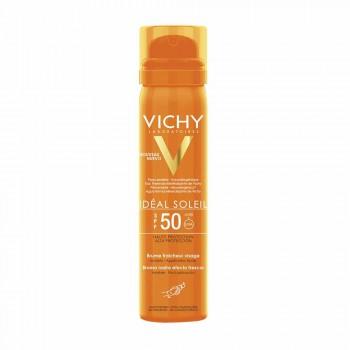 VICHY IDÉAL SOLEIL BOIRA  SOLAR FACIAL HIDRATANT SPF50 75 ML