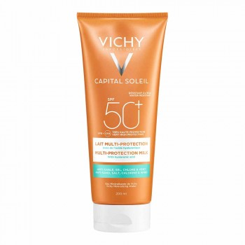 VICHY CAPITAL SOLEIL LLET SOLAR MULTIPROTECCIÓ SPF50+ 200 ML