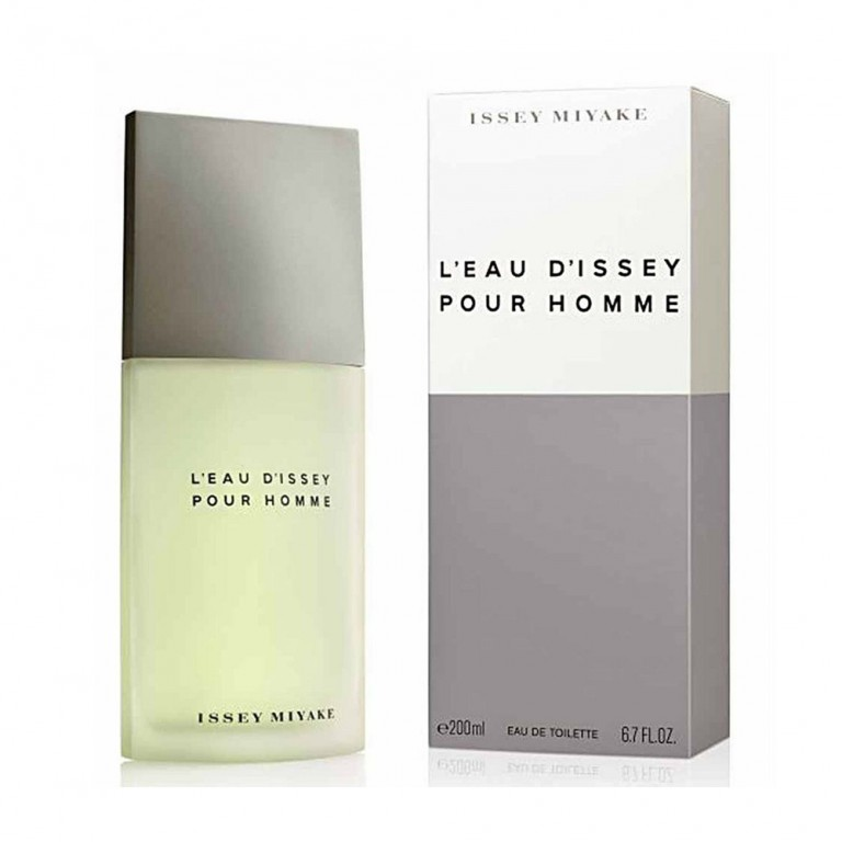 ISSEY MIYAKE L'EAU D'ISSEY H.EDT 200ML