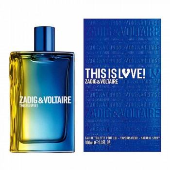 ZADIG & VOLTAIRE THIS IS LOVE POUR LUI 100ML