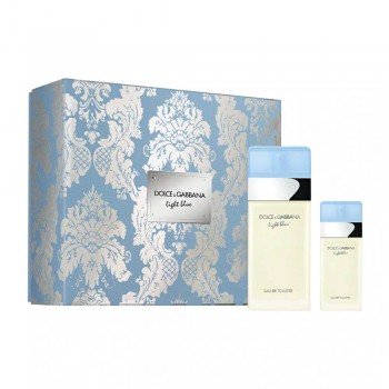 DOLCE&GABBANA LIGHT BLUE 100ML COFRE