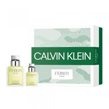 CALVIN KLEIN ETERNITY MEN COFRE 100ML