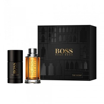 BOSS THE SCENT EDT COFRE 100ML