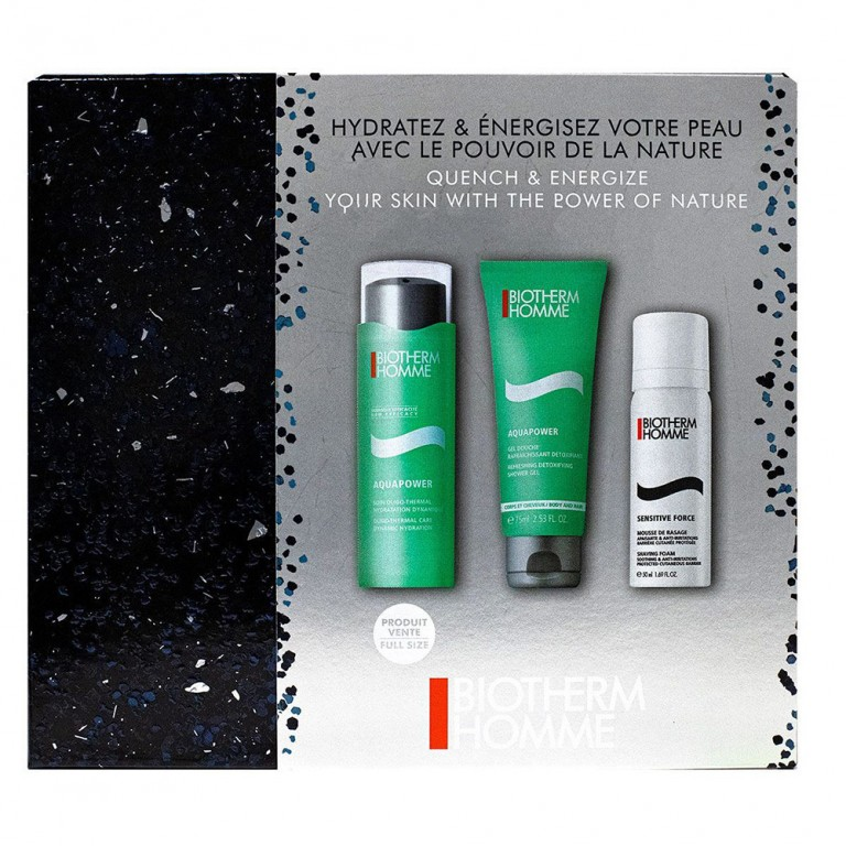 BIOTHERM HOMME AQUAPOWER COFRE 75ML