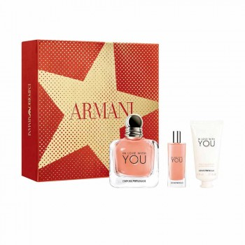 ARMANI EA IN LOVE WITH YOU COFRE 100ML