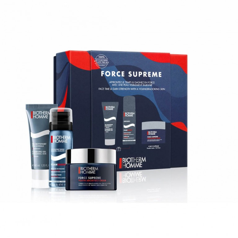 BIOTHERM FORCE SUPREME COFRE 50ML