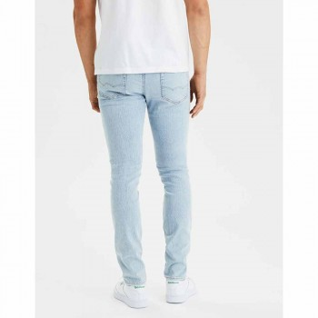 AMERICAN EAGLE AIRFLEX SKINNY AUTHENTIC LIGHT