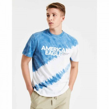 AMERICAN EAGLE SS SET IN TEE BLUE