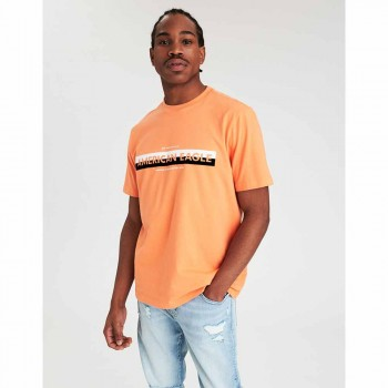 AMERICAN EAGLE SS SET IN TEE CORAL