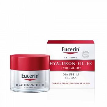 EUCERIN HYALURON FILLER VOLUME DIA PELL SECA +CONTORN D'ULLS