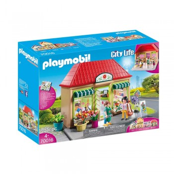 PLAYMOBIL CITY LIFE FLORISTERIA