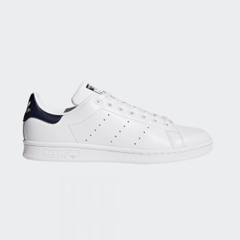 ADIDAS STAN SMITH BLANC/NAVY