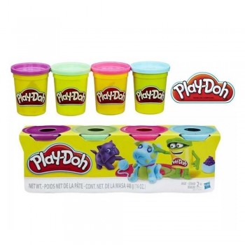 PLAY-DOH PACK 4