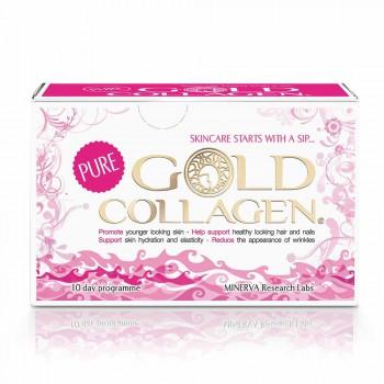 GOLD COLLAGEN PURE TRACTAMENT 10 DIES