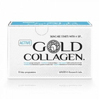 GOLD COLLAGEN ACTIVE TRACTAMENT 10 DIES
