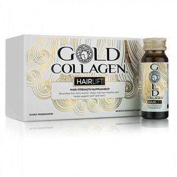 GOLD COLLAGEN HAIRLIFT TRACTAMENT 10 DIES