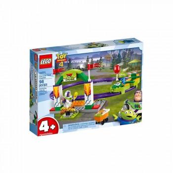 LEGO TOYS STORY 4 ALEGRE TREN DE LA FIRA