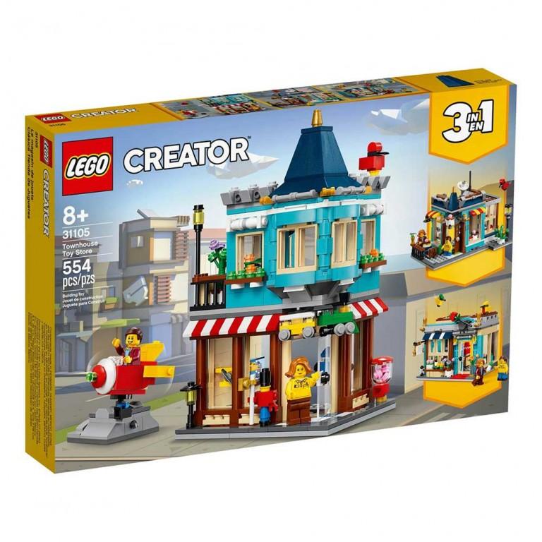 LEGO CREATOR BOTIGA DE JOGUINES CLÀSSICA