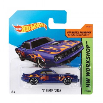 HOT WHEELS SERIE VITESSE