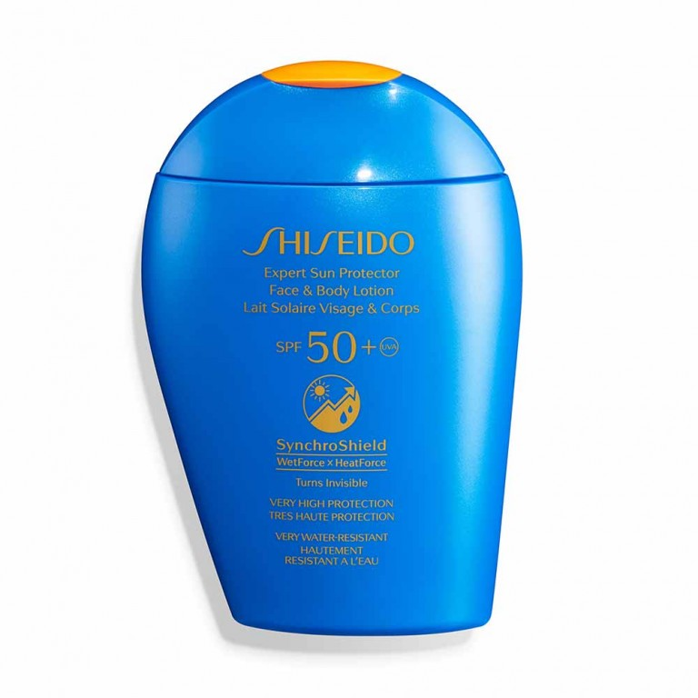 SHISEIDO SUN LOTION CORPS SPF50+ 150ML