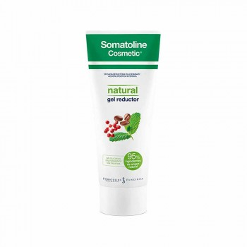 SOMATOLINE NATURAL GEL 250ML