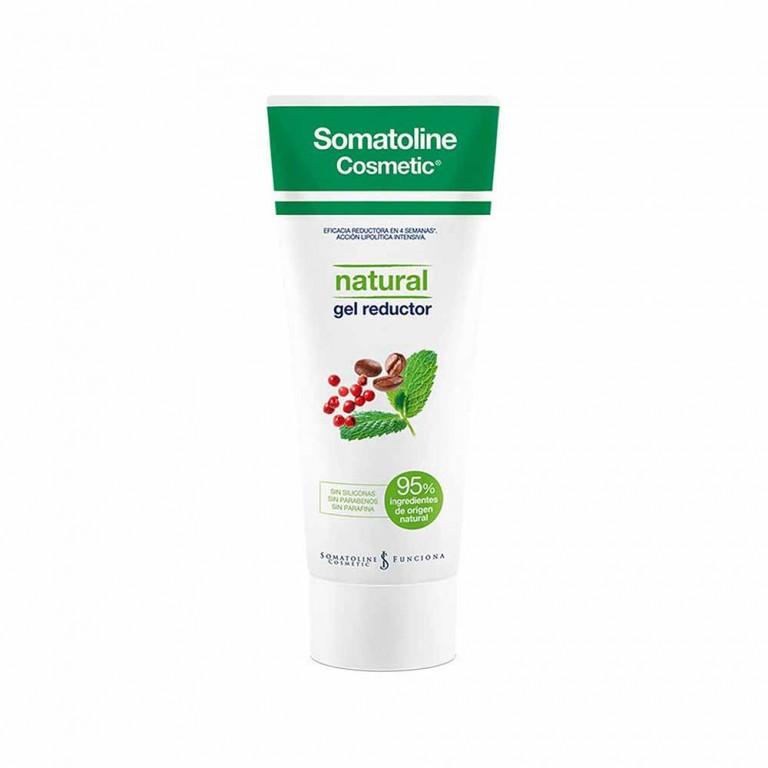 SOMATOLINE NATURAL GEL 250ML