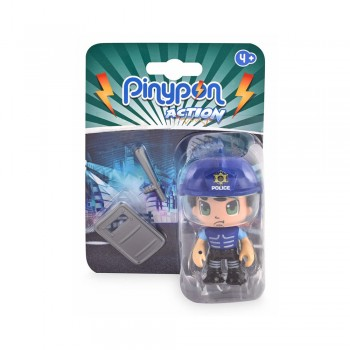PINYPON ACTION FIGURES EMERGÈNCIA ASSORTIMENT