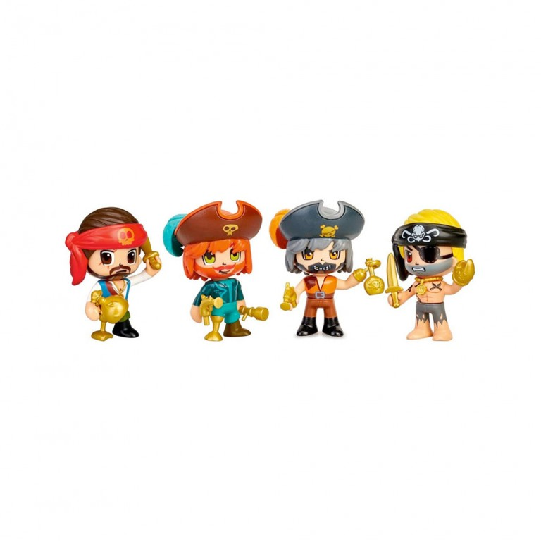 PINYPON ACTION FIGURES PIRATA ASSORTIMENT