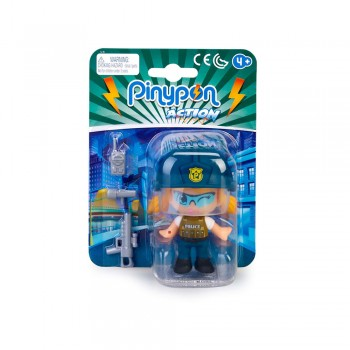 PINYPON ACTION FIGURES POLICIES ESPECIALITATS ASSORTIMENT