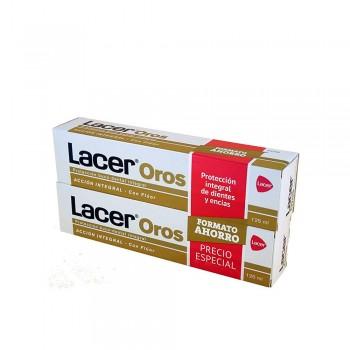 LACER OROS 2500 PASTA 2X125ML