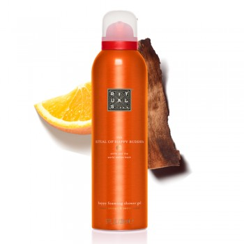 RITUALS THE RITUAL OF HAPPY BUDDHA GEL ESPUMOS DE DUTXA 200ML