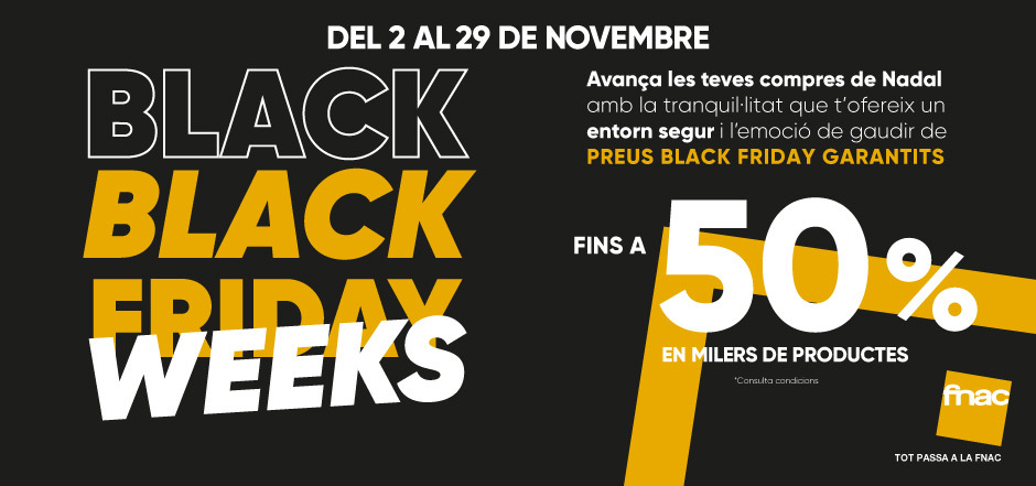 Fnac Black Friday 2020